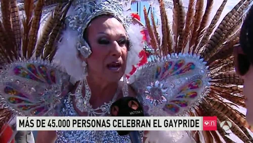 Festival del Orgullo Gay en Sitges