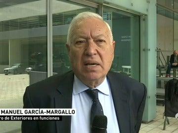 Frame 77.095536 de: Margallo dice que si hay 'brexit', la UE deberá demostrar que quiere seguir avanzando