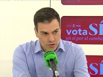 """Frame 19.841058 de: Sánchez habla de """"calumnia"""" ante la acusación de supuesto racismo"""