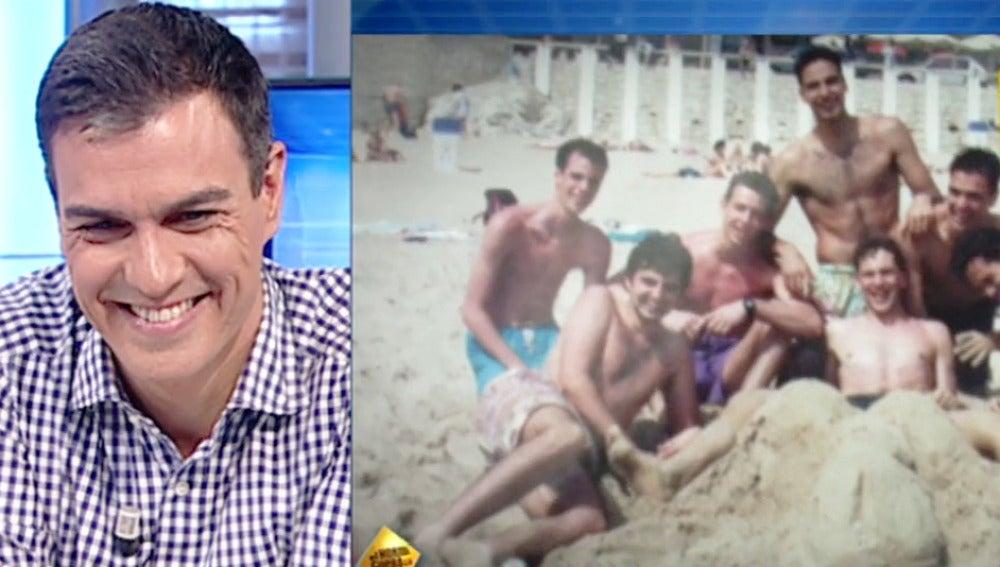 Wolfgang Maier saca a la luz la foto más secreta de Pedro Sánchez