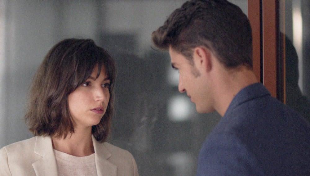 """Ester a Roberto: """"Lo de anoche estuvo muy bien, pero no puede volver a repetirse"""""""