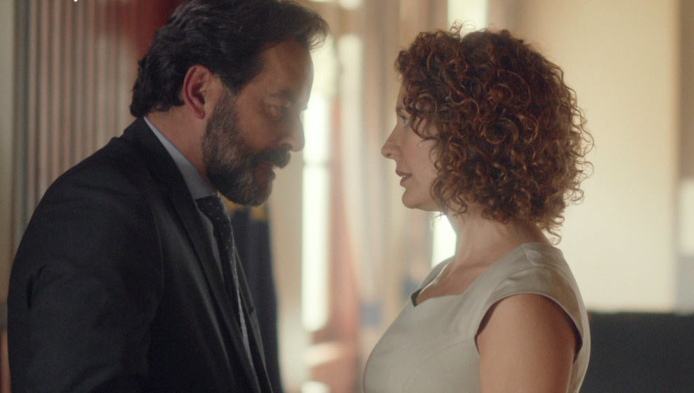 Verónica y Luis, cada vez más cerca