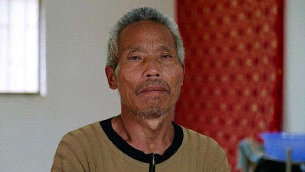 Ma Jixiang, dado por muerto en 2012, ha reaparecido en su pueblo natal.