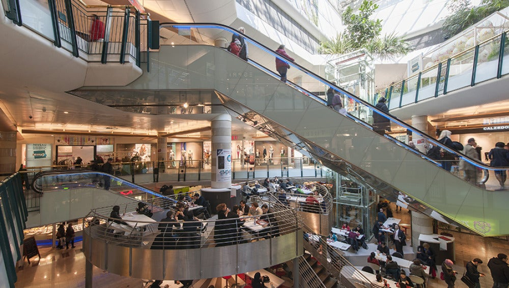 Centro comercial City 2 de Bruselas