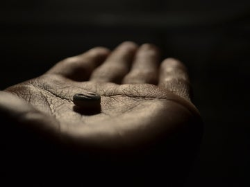Una pastilla de droga