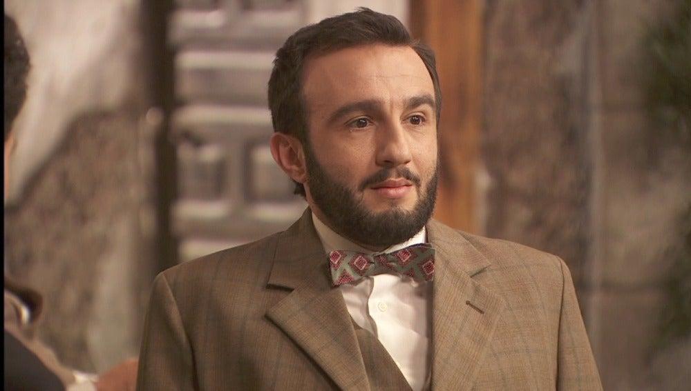 Onésimo renuncia a ser alcalde de Puente Viejo