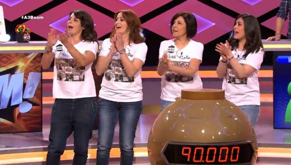 Frame 2.413408 de: 'Las sinre' dedican una canción a Juanra Bonet