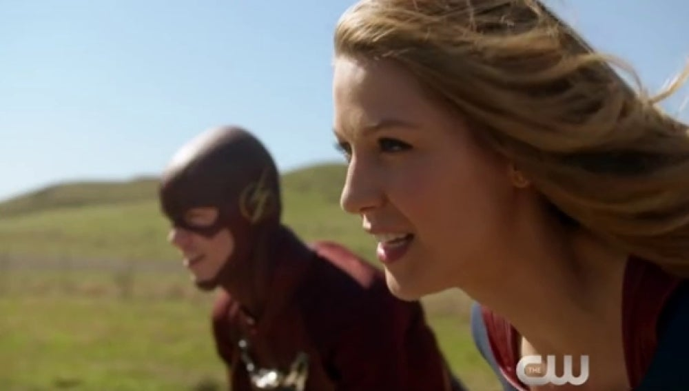 'Arrow', 'The Flash', 'Supergirl' y 'Legends of Tomorrow' se unirán en un 'mega crossover'