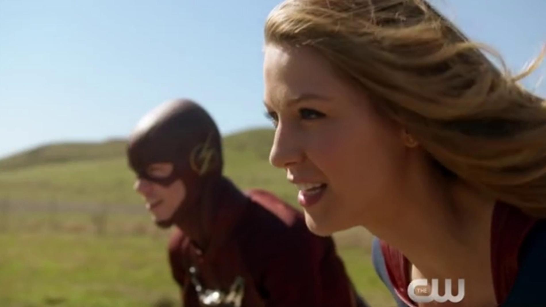 'Arrow', 'The Flash', 'Supergirl' y 'Legends of Tomorrow' se unirán en un 'mega crossover'