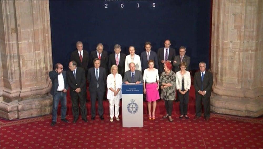 Frame 0.0 de: La lucha de la ONU contra el cambio climático, Premio Princesa de Cooperación