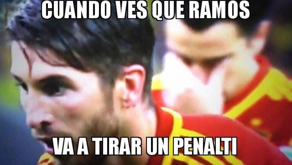 Los mejores memes de la derrota de España ante Croacia