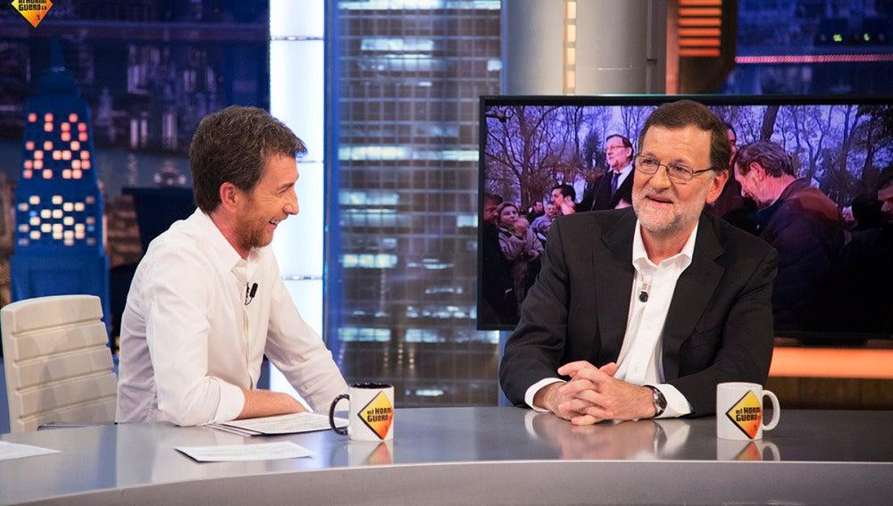"""Mariano Rajoy: """"Mi intuición me dice que no llegaremos a unas terceras elecciones"""""""