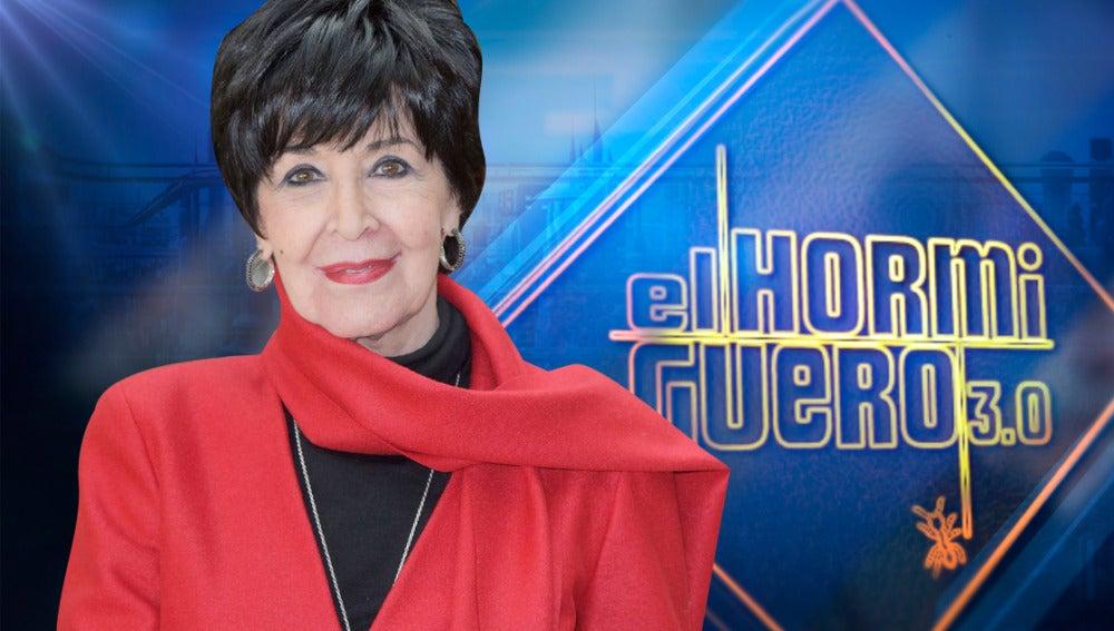 Concha Velasco en 'El Hormiguero 3.0'