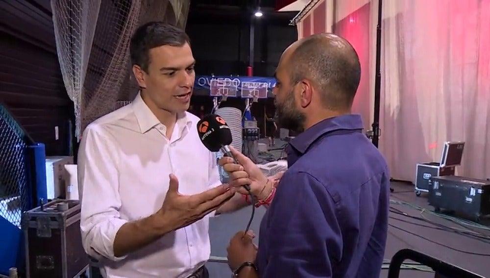 Frame 75.631114 de: El backstage de la campaña de Pedro Sánchez