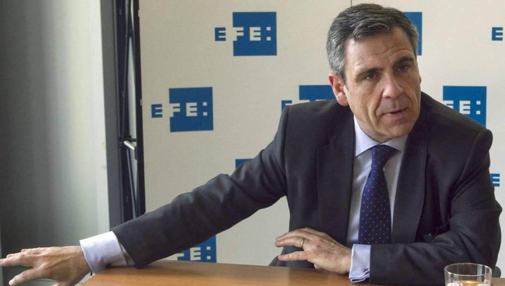 El director de la Oficina Antifraude, Daniel de Alfonso.