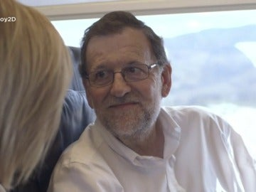 """Frame 64.598267 de: Rajoy, sobre los que le piden apartarse para poder formar Gobierno: """"Van a perder los que pongan esa condición"""""""