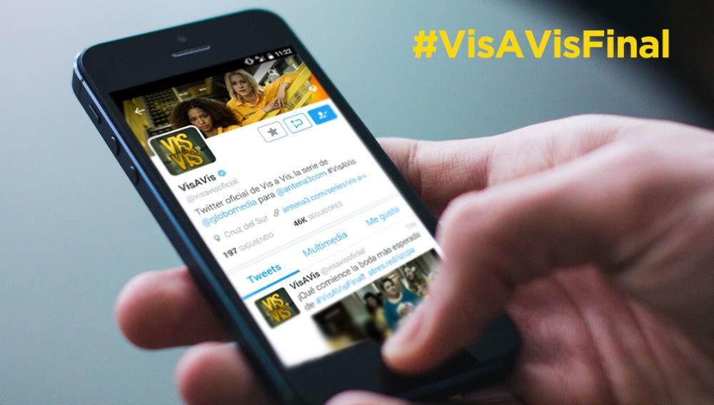'Vis a vis' se despide batiendo récords en redes sociales