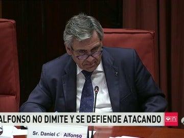 """Frame 76.414081 de: Daniel de Alfonso reclama a los partidos que no le usen como """"cabeza de turco"""""""