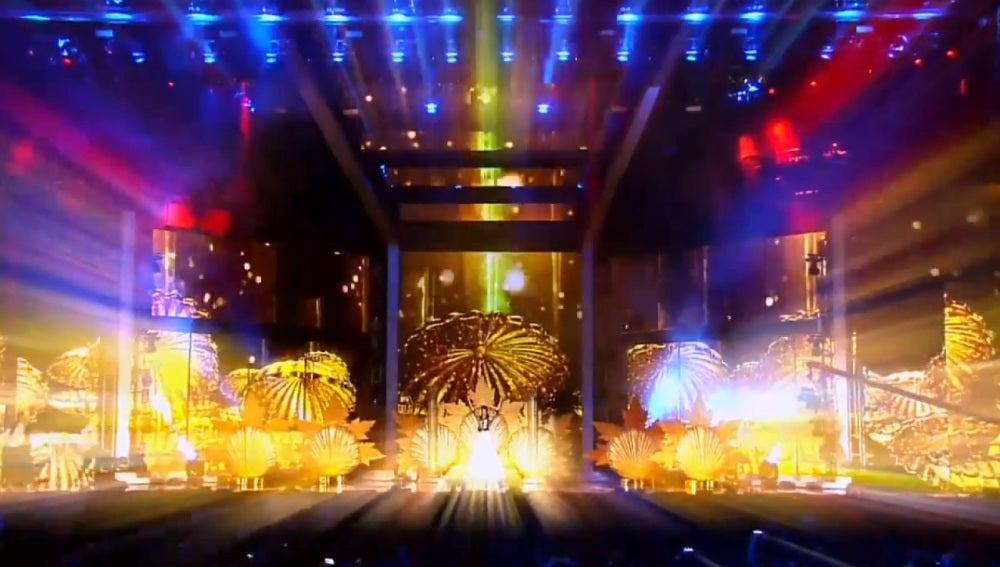 Madrid acoge este fin de semana la gala de los 'Oscar' de Bollywood