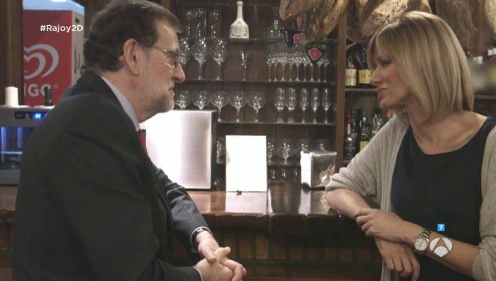 """Frame 78.384464 de: Rajoy: """"No se trata de hacer un 'reality Show' se trata de elegir un Gobierno para España"""""""
