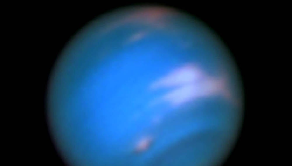 Nuevo punto visto en Neptuno