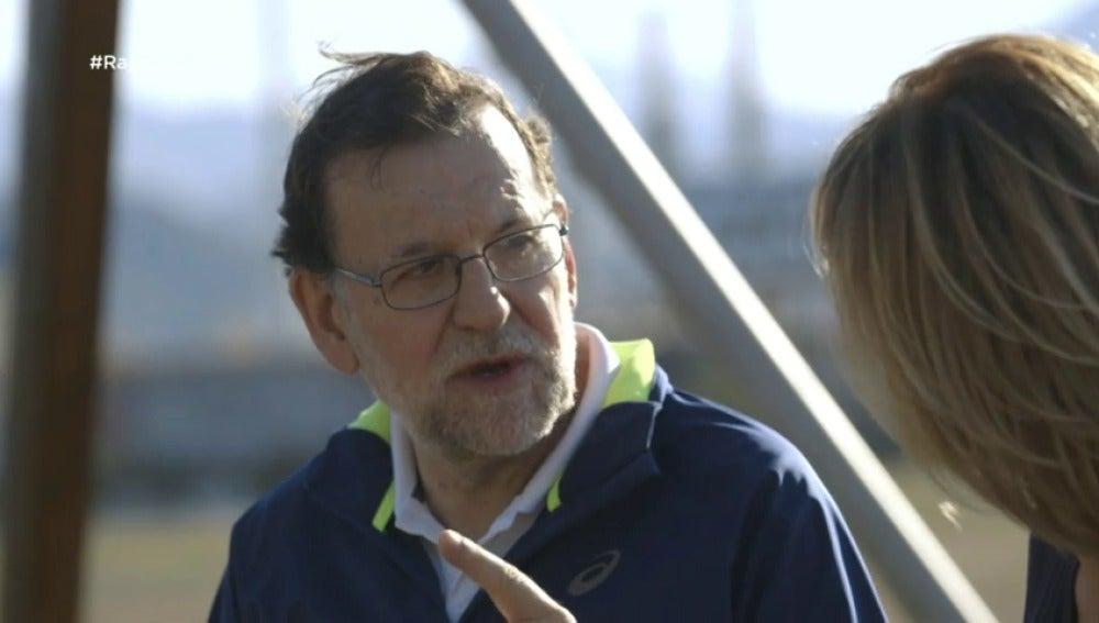 """Frame 140.286232 de: Mariano Rajoy: """"Todas las personas que se han visto involucradas en casos de corrupción ya no están en el Partido Popular"""""""