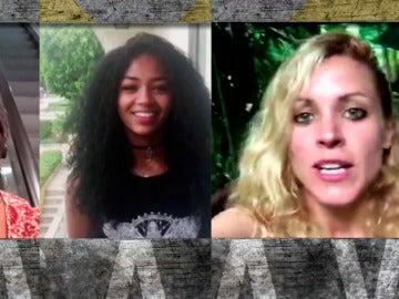 Maggie, Berta y María Isabel tienen un mensaje muy especial para los fans