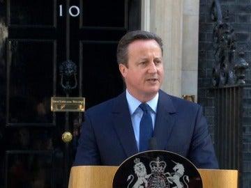 Frame 16.194674 de: David Cameron anuncia su dimisión tras el 'brexit'