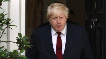 El exalcalde de Londres, Boris Johnson