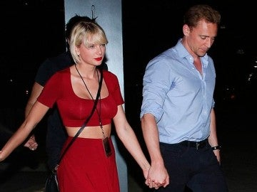 Taylor Swift y Tom Tiddleston