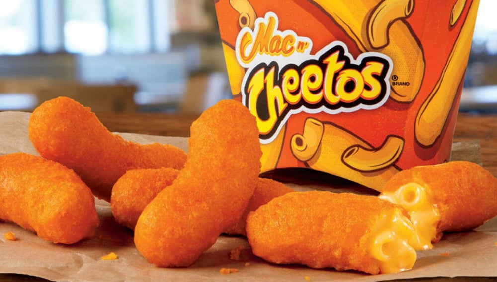 Mac'N Cheetos