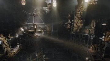 La Ciudadela de 'Juego de Tronos'