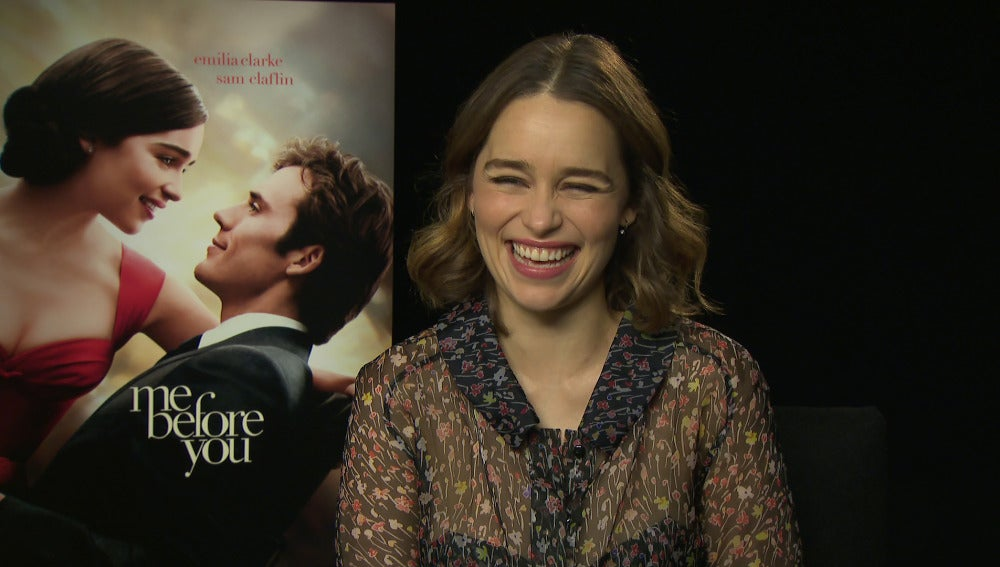 Entrevista a Emilia Clarke