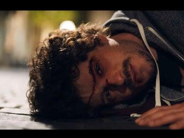 Imagen del cortometraje 'Por un beso'.