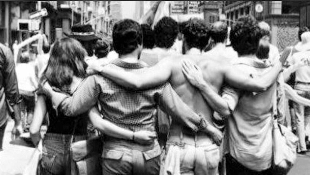 Los orígenes de la fiesta del Orgullo Gay