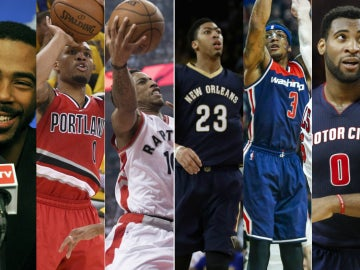 Los protagonistas del mercado de agentes libres de la NBA