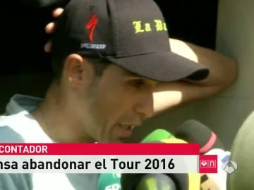Contador se muestra optimista pese a la caída