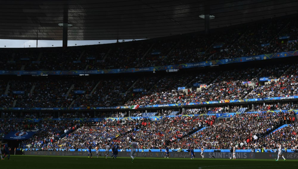 Estadio de Saint Denis