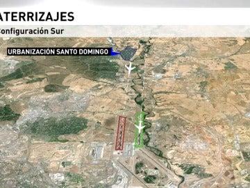 Frame 98.73153 de: El presidente de Aena, citado a declarar como investigado por el sobrevuelo en Santo Domingo