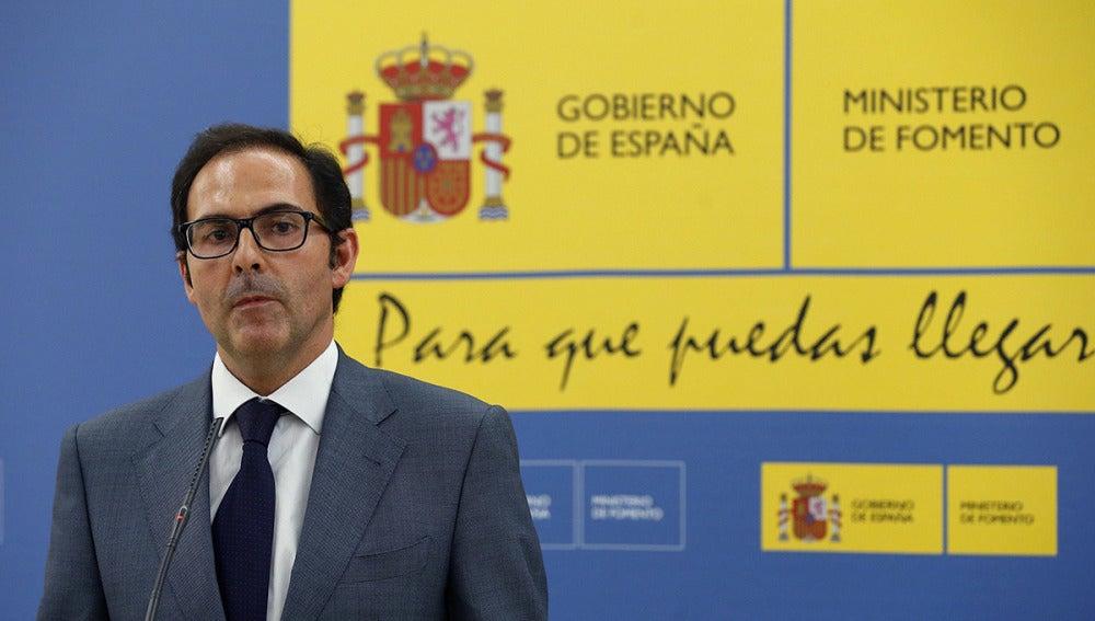 El presidente de Vueling, Javier Sanchez Prieto