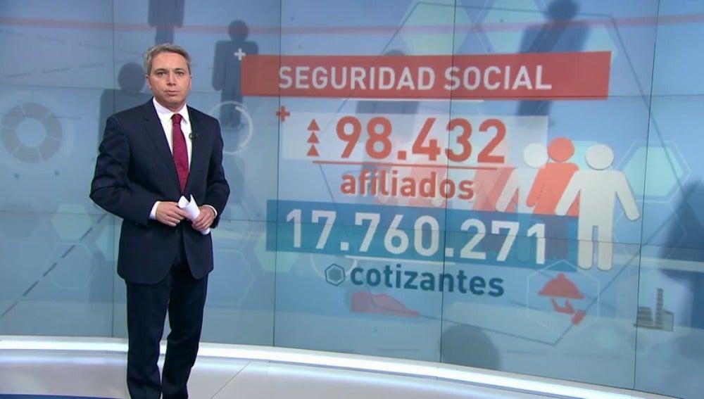 Frame 36.213965 de: El paro baja hasta los 3.767.054 desempleados en junio, la mejor cifra desde septiembre de 2009