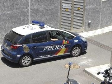 Coche de policía