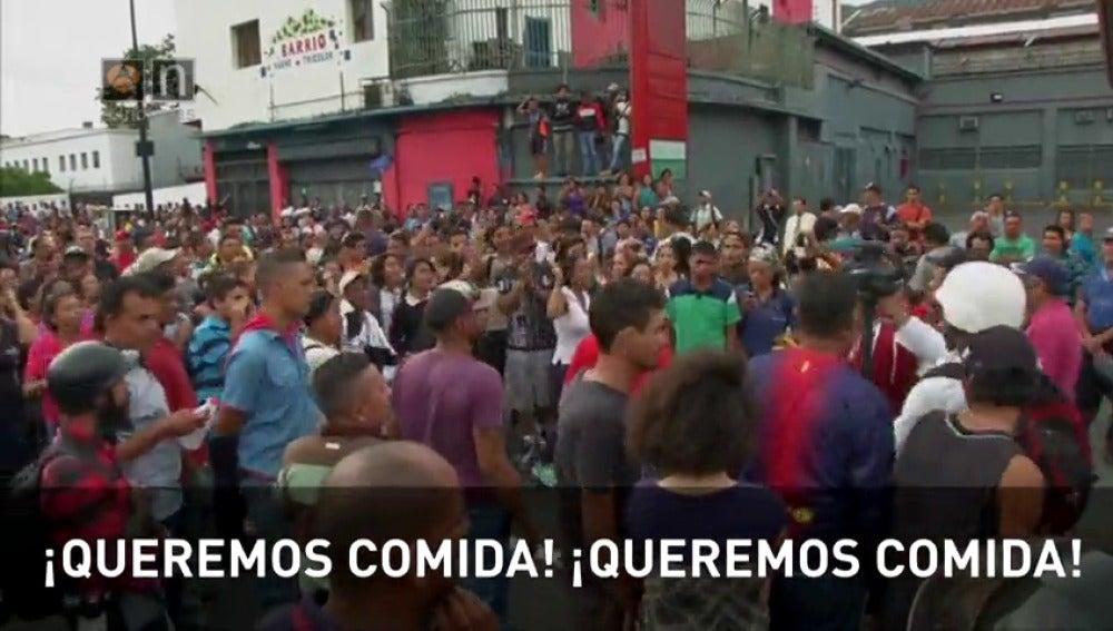 Frame 1.858883 de: Presidente de Venezuela suspende el racionamiento eléctrico