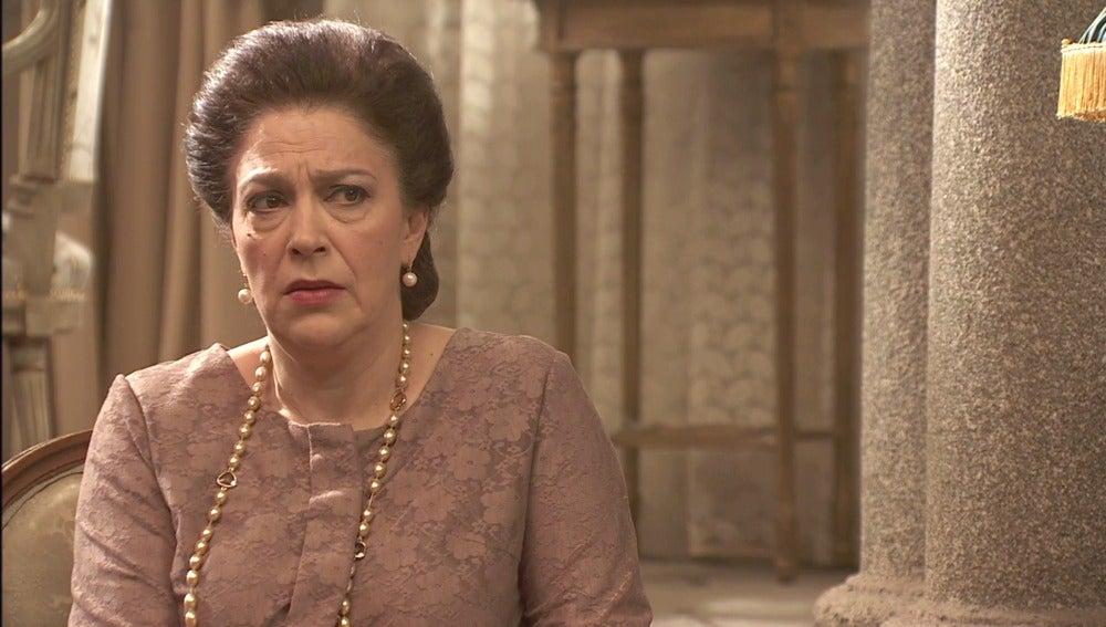 Francisca se hará responsable de los actos de Raimundo
