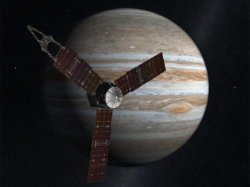 Nave espacial Juno.