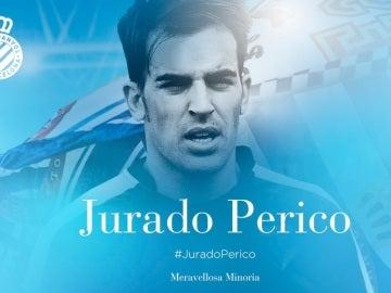 Jurado, nuevo jugador del Espanyol