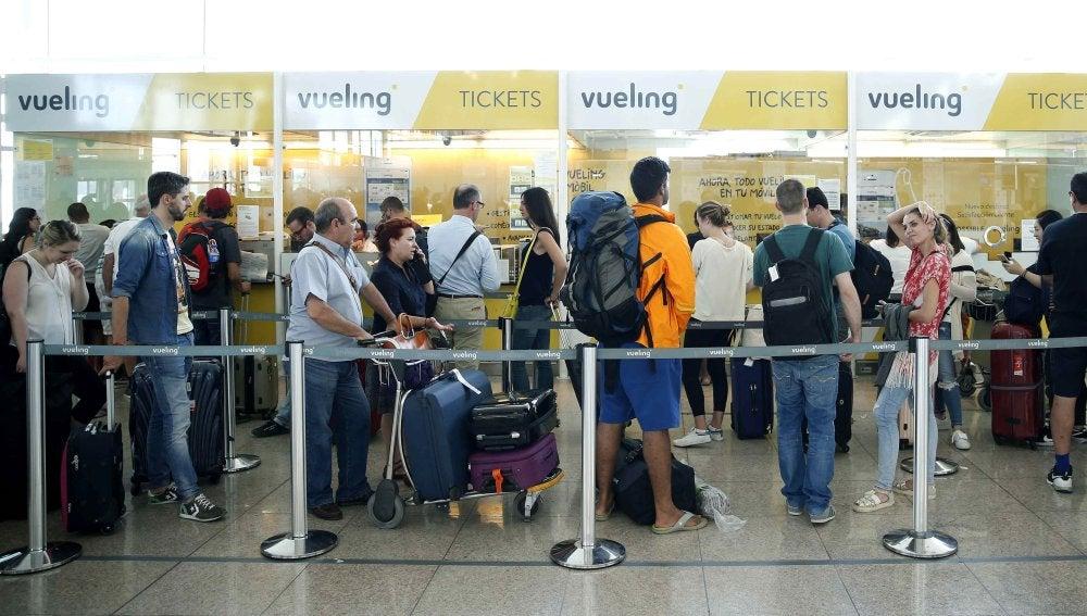 Vueling cancela 66 vuelos más