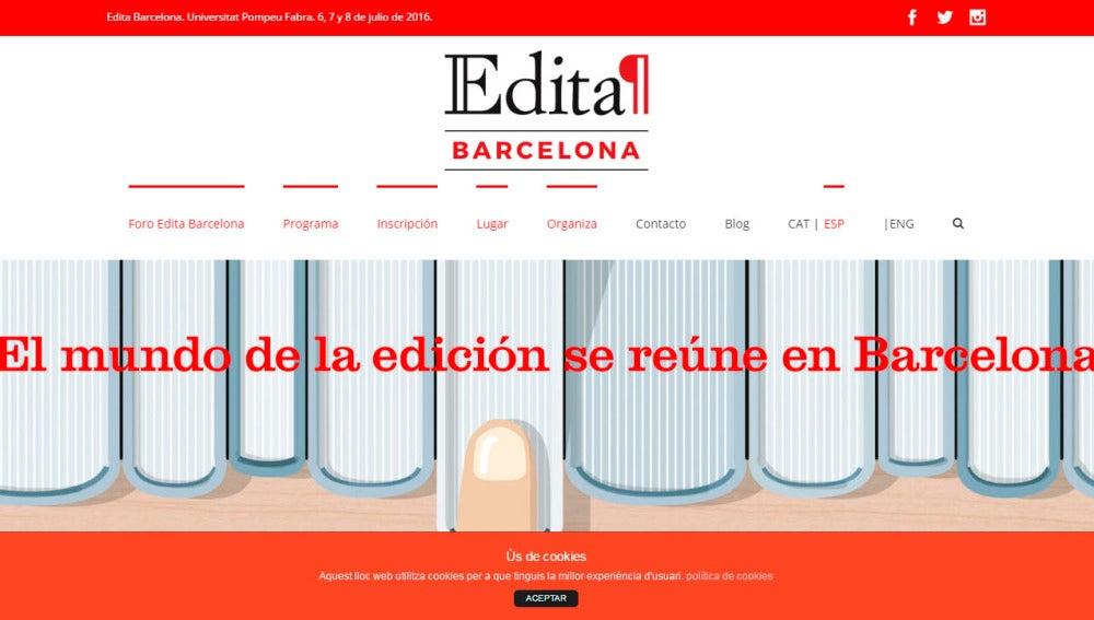 Primer Foro Edita Barcelona