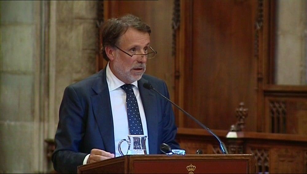 El presidente de Planeta, José Creuheras