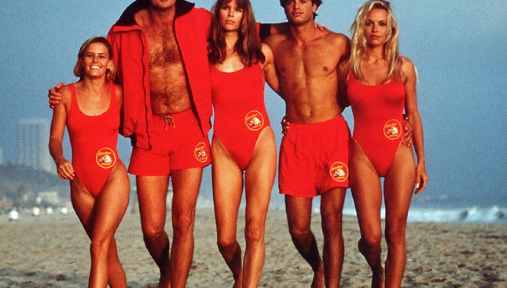 'Los Vigilantes de la Playa'